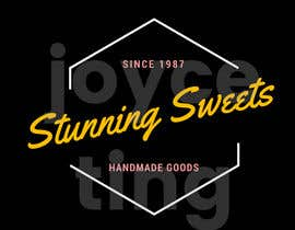 #57 untuk I need a logo for a bakery the name is Stunning Sweets the primary colors she wants are pink, gold, black, and white oleh joycexting