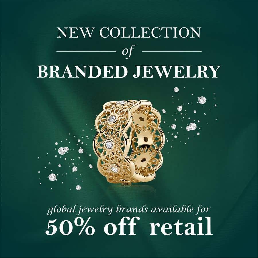 Kilpailutyö #13 kilpailussa Launch of Branded Jewelry