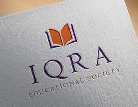 Fahad370 tarafından The society name IQRA Educational Society should appear in the logo. The logo should symbolically represent the services of the society için no 2