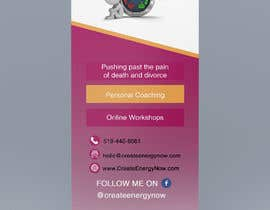 #7 for Create Design for Stand up Banner  33 x 77 inch Print af IJay21