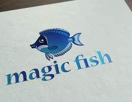 #2 untuk Лого для волшебной рыбки. oleh arazyak