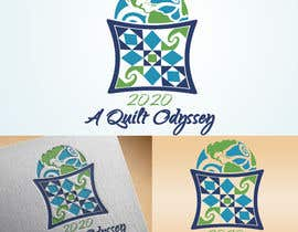 #117 for 2020: A Quilt Odyssey show branding by AnaGocheva