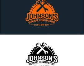 #34 cho Need a logo that is simple but stands out.(Johnson's General Contracting Llc) bởi ancineha