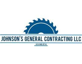 #1 cho Need a logo that is simple but stands out.(Johnson's General Contracting Llc) bởi RowidaMagdy