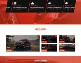 bhartikgr tarafından Design Landing Page için no 8