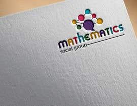 #236 for Mathematics Social Group Logo Design by saba71722