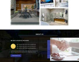 nº 32 pour Design Home page for a Website (PSD) - Urgent par yasirmehmood490
