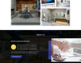 #32 for Design Home page for a Website (PSD) - Urgent af yasirmehmood490