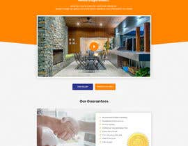 nº 18 pour Design Home page for a Website (PSD) - Urgent par pixelwebplanet