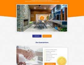 nº 29 pour Design Home page for a Website (PSD) - Urgent par pixelwebplanet