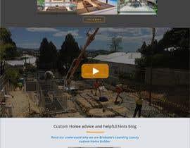 #24 para Design Home page for a Website (PSD) - Urgent de jonavero