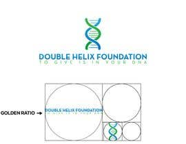 #142 for Double Helix Logo for Foundation & Charity by minhazshk126