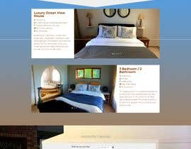 #12 для Design & Build a fresh new responsive website for holiday accommodation. від wyell