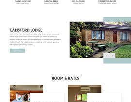 #13 for Design & Build a fresh new responsive website for holiday accommodation. by syrwebdevelopmen