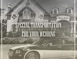 #7 cho Design a Flyer for Wedding Transportation Company bởi VictorOctavio