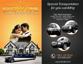 #11 cho Design a Flyer for Wedding Transportation Company bởi nadiashams
