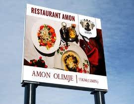 #93 for Jumbo banner for the road (Mestinje) by biswajitgiri