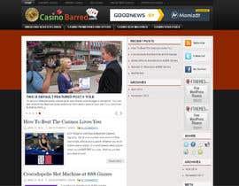 #19 untuk Design a Logo for casinobarred.com oleh qdoer