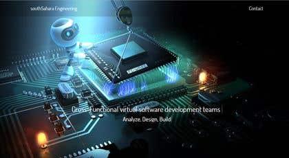 İzleyenin görüntüsü                             Elegant interactive 2-page websi...