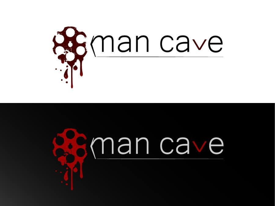 Bài tham dự cuộc thi #61 cho Logo Design for Man Cave