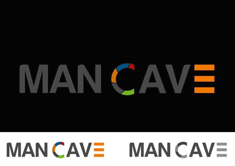 Bài tham dự cuộc thi #166 cho Logo Design for Man Cave