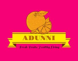 "#5 untuk Need a logo and Icon for a fresh Fruit Buiness called ""Adunni"" the slong is ""Fresh fruits healthy living""  I need something with fruits, colorfull and in good quality. Fruits should look real and fresh. oleh nurulartikahh95"