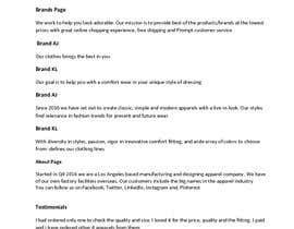 #5 para Copywriting for Software Company Website por M2Sales