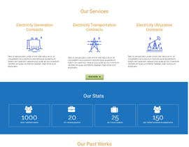 #54 for BUILD A SIMPLE, 5-PAGE WEBSITE FOR ELECTRICAL CONTRACTOR by rajbevin