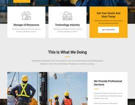#9 for BUILD A SIMPLE, 5-PAGE WEBSITE FOR ELECTRICAL CONTRACTOR by gk1713