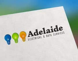 #5 for I am an electrician and I need a logo designed for my electrical business.  The business name is: Adelaide Electrical & Data Services by zwarriorxluvs269