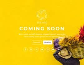 #3 for Coming Soon Landing Page by monirbishal1