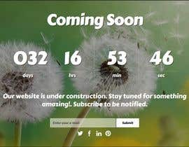 #24 for Coming Soon Landing Page by wazidhossain