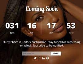 Nro 25 kilpailuun Coming Soon Landing Page käyttäjältä wazidhossain