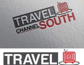 #94 for Design a Logo for Travel Channel South by skittofm