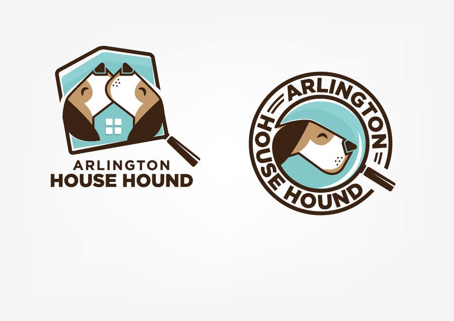 Contest Entry #12 for Logo Design for Arlington House Hound