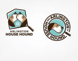 #12 para Logo Design for Arlington House Hound por Sevenbros