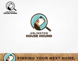 #7 para Logo Design for Arlington House Hound por Sevenbros