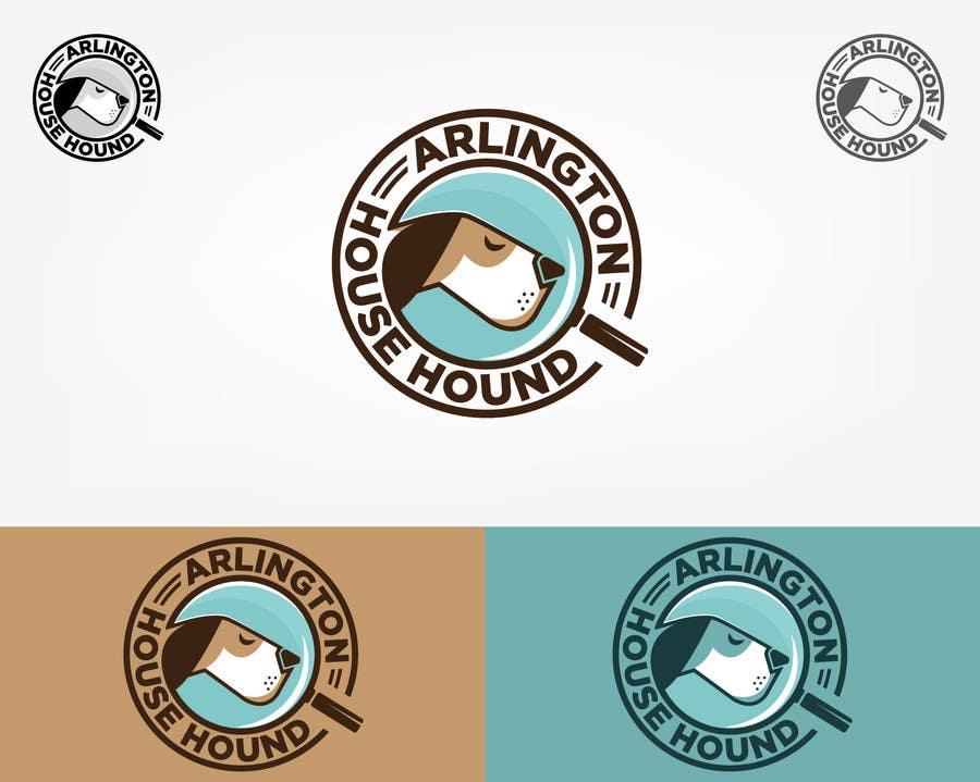 Bài tham dự cuộc thi #                                        10                                      cho                                         Logo Design for Arlington House Hound