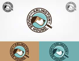 nº 10 pour Logo Design for Arlington House Hound par Sevenbros