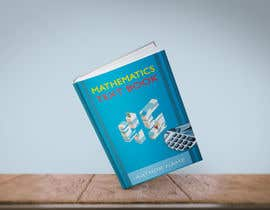 #17 для DESIGN A GRAPHIC FOR A MATH BOOK COVER от RifatCreativity