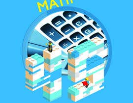 #22 для DESIGN A GRAPHIC FOR A MATH BOOK COVER от RifatCreativity