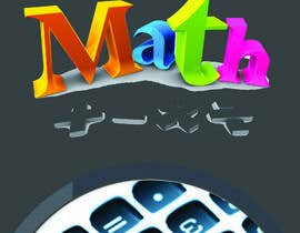 #23 для DESIGN A GRAPHIC FOR A MATH BOOK COVER от RifatCreativity