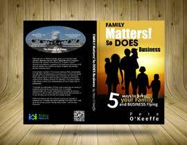 #59 para Design a book cover and back cover for my book with ISBN and Bar code por josepave72