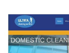 #36 for Design a Logo for Ultra Cleaning Services by MezbaulHoque