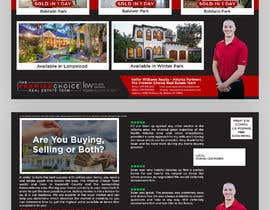 #41 cho I need photoshop templates for real estate flyers and post cards bởi alberhoh