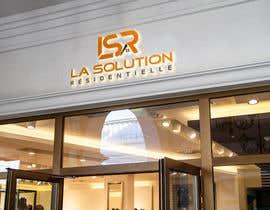 #30 for Design a Logo for the company: La Solution Résidentielle by mercimerci333