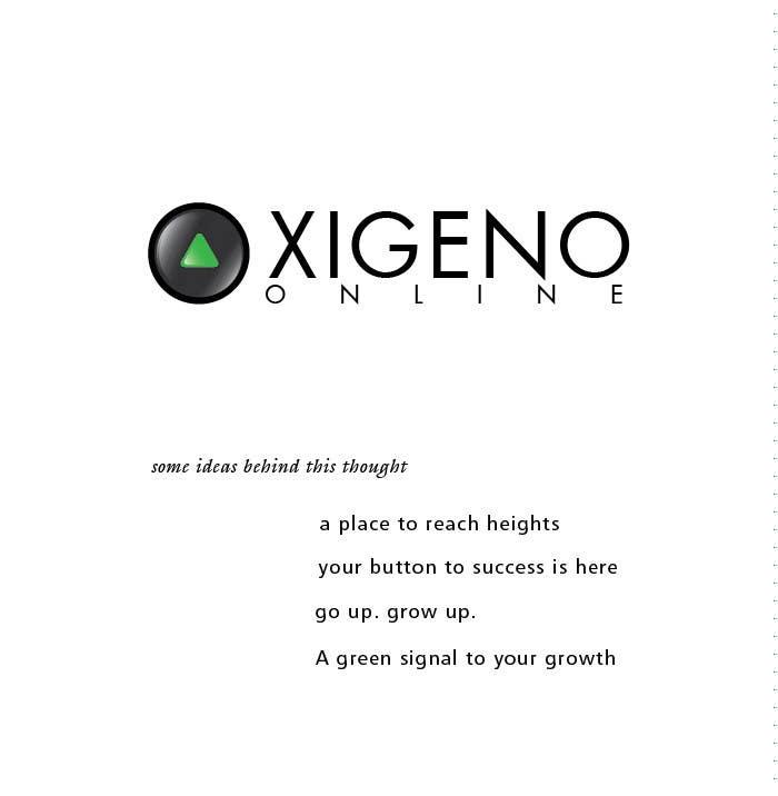 Proposition n°91 du concours Logo Design for Oxigeno Online