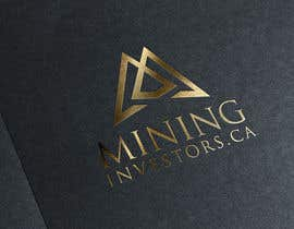 #107 for Design a Logo mining investors.ca af Sourov27