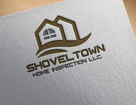 #13 untuk I need a fresh logo for a Home Inspection company called Shoveltown Home Inspection, LLC. Looking for something with shovels and homes on it. Colors: Red and Black. oleh CreativeSqad