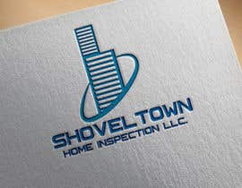 CreativeSqad tarafından I need a fresh logo for a Home Inspection company called Shoveltown Home Inspection, LLC. Looking for something with shovels and homes on it. Colors: Red and Black. için no 14